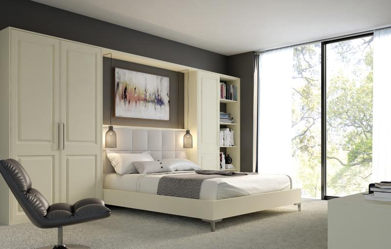 Bella Tuscan Alabaster Bedroom